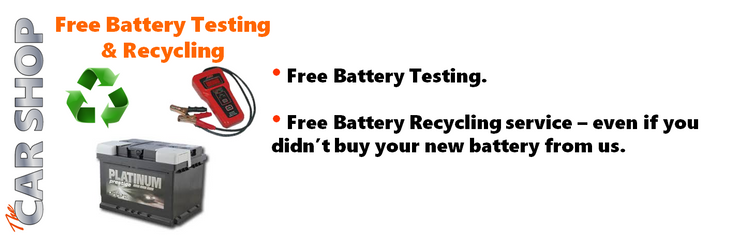 Battery Test Battery Recycle